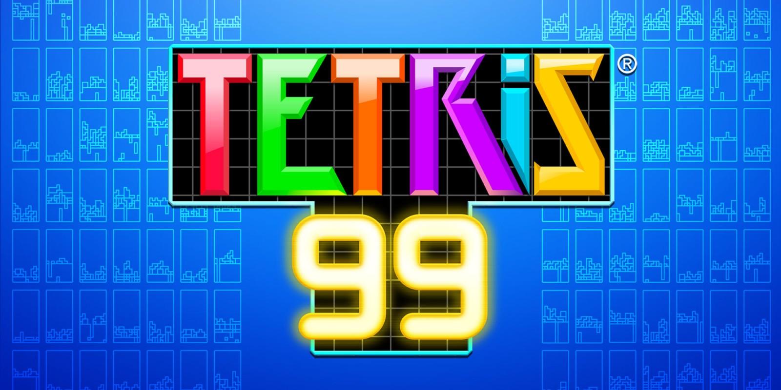 Tetris 99 Juego de Nintendo Switch Online