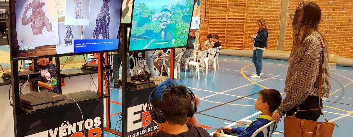 Torneo oficial de Fortnite en Zamora