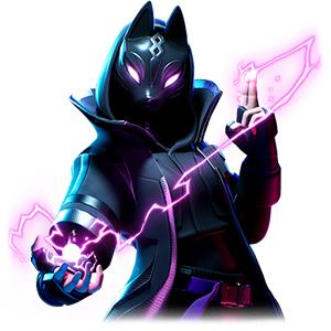 Fortnite personaje con energía de Eventos BGP