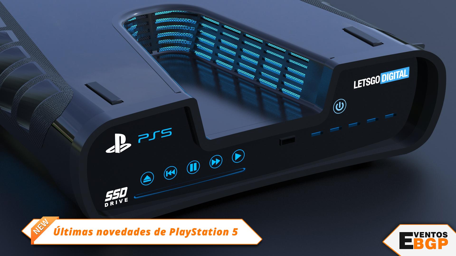 Últimas novedades de PlayStation 5