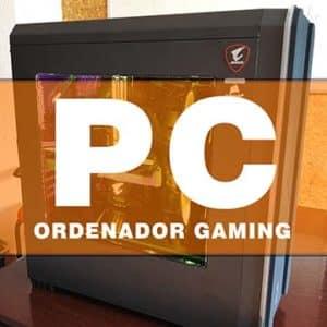 Alquiler de ordenadores gaming PC con videojuegos