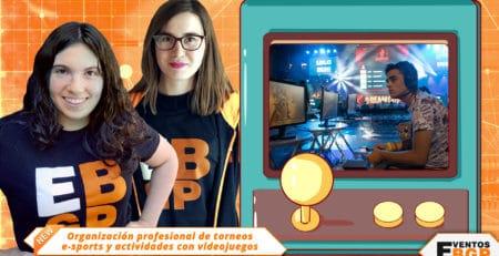 Organización profesional de actividades con videojuegos