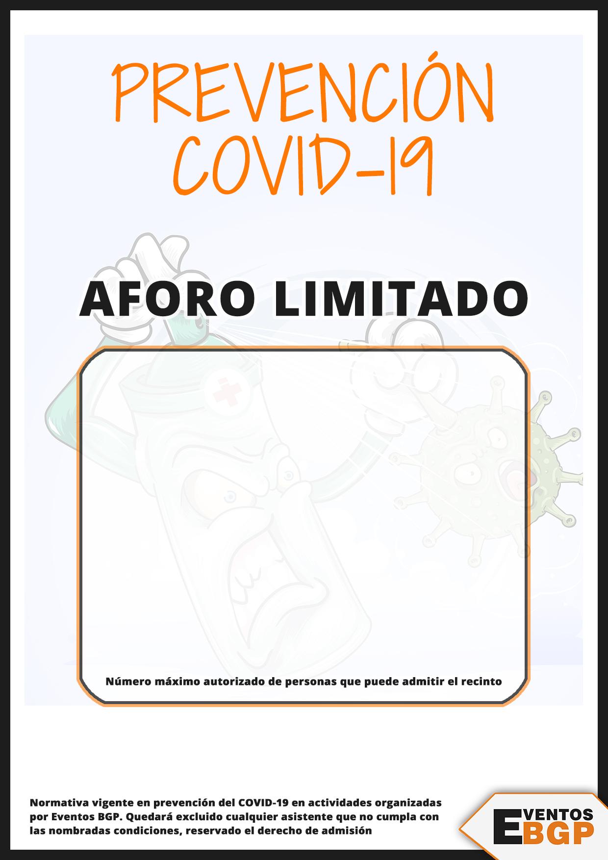 Medidas de prevención frente al COVID-19