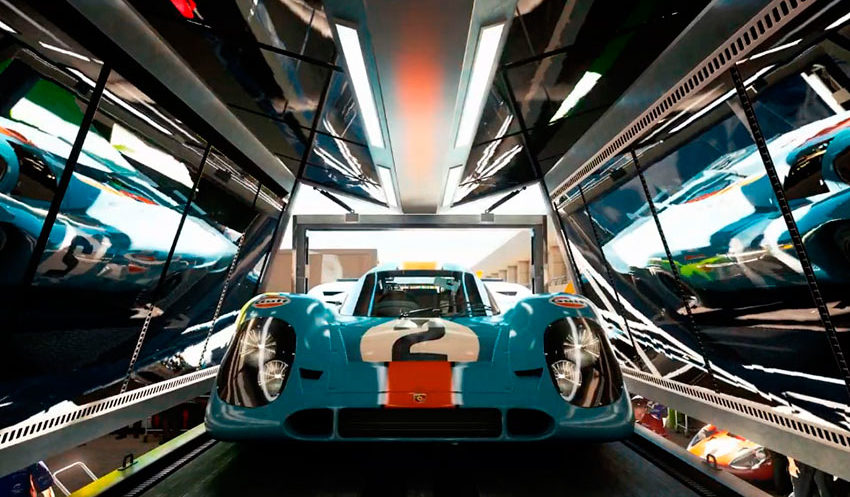 Gran Turismo 7 (GT7), juego novedad de PlayStation 5.