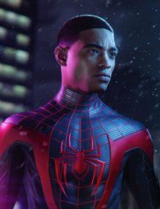 Spider-Man: Miles Morales, juego novedad de PlayStation 5.