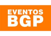Logotipo cuadrado de Eventos BGP
