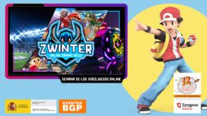 Imagen promocional de ZWinter cup competición oficial online de Zaragoza.